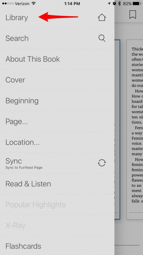 How to Delete Books from Kindle Device & App (iPhone, iPad