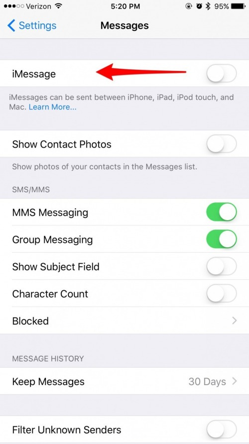 iMessage Not Working? Here's How to Fix It (UPDATED FOR iOS