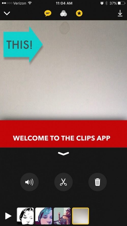 dating.com video clips application