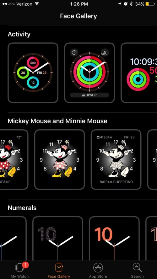 How to Customize an Apple Watch Face from Your iPhone