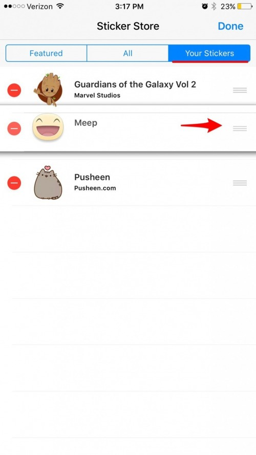 How to Download Stickers for Facebook Messenger on iPhone