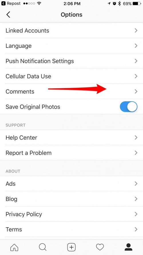 How to Filter Out Negative Comments on Your Instagram