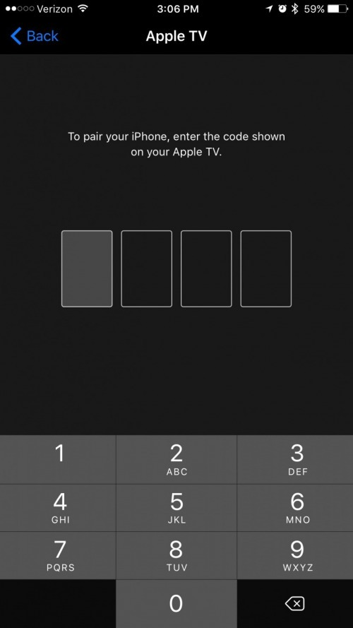 how to use apple tv with iphone how to type on apple tv using your iphone or 3156