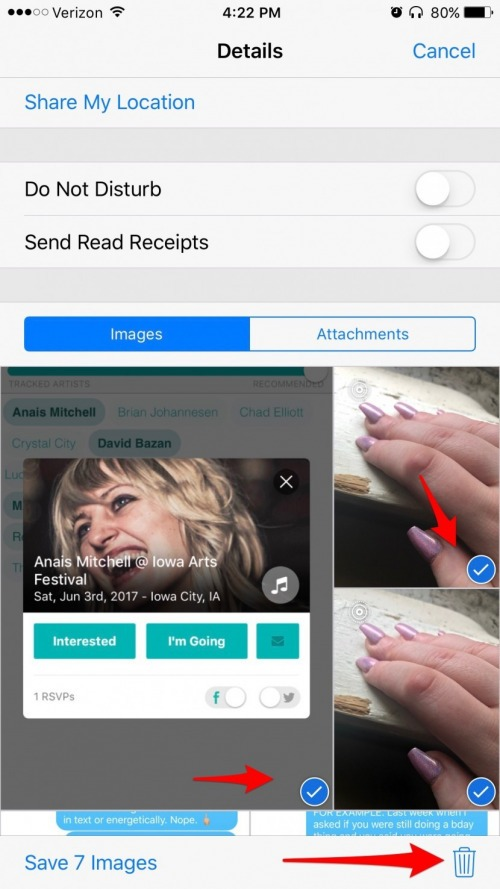 How to Delete Attachments from Messages without Deleting the