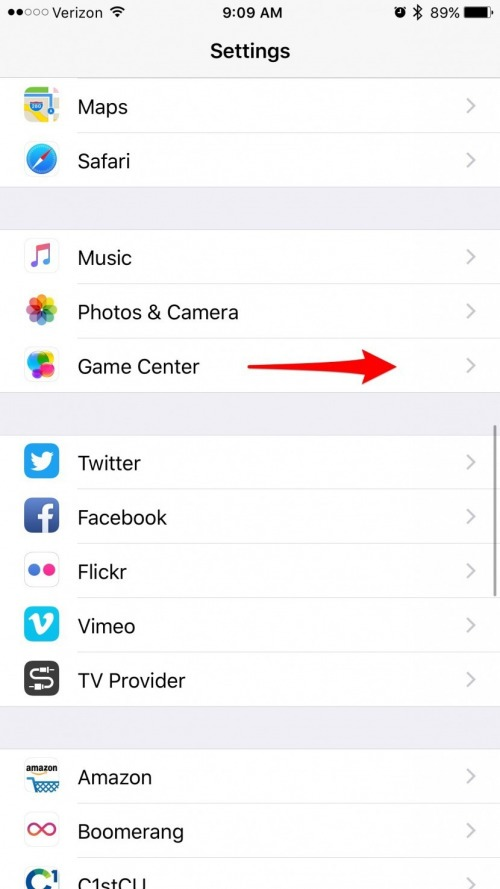 How to Change Your Game Center Username on iPhone