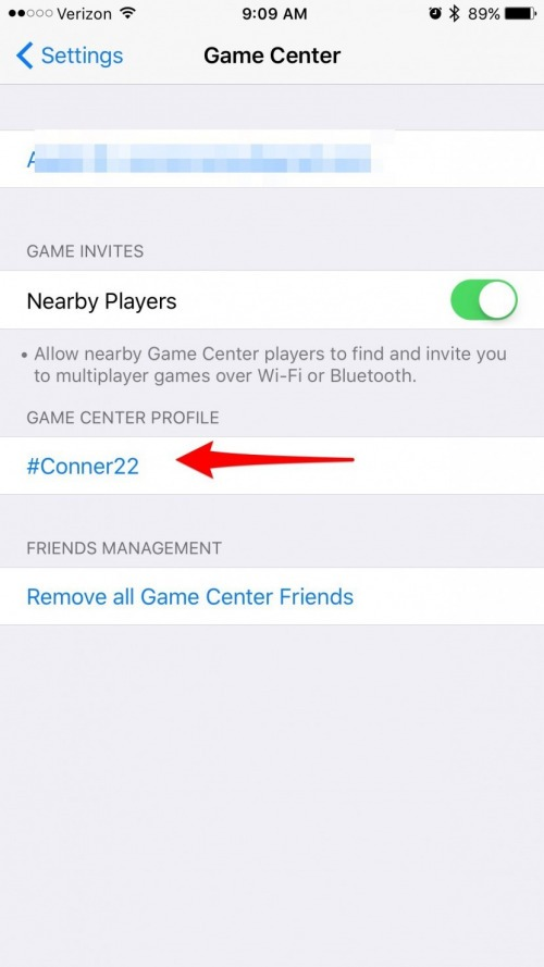 How to Change Your Game Center Username on iPhone | iPhoneLife com