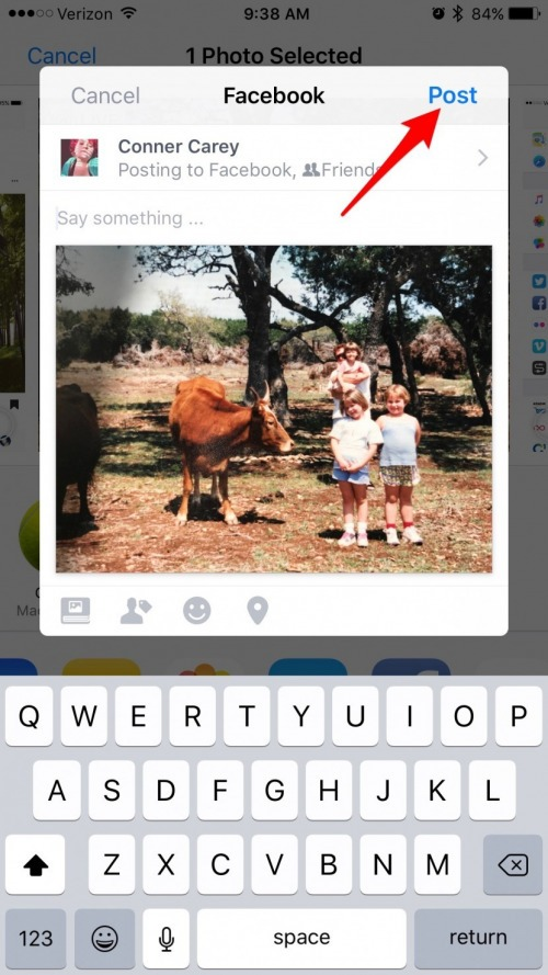 How to Upload Photos to Social Media (Facebook, Twitter, Instagram