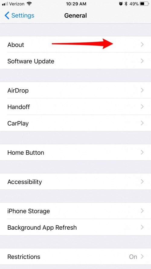 How to Update Carrier Settings on iPhone & Why You Should
