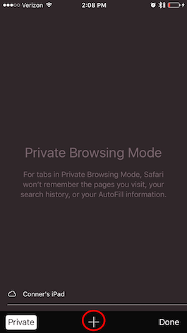 Tip of the Day: How to Browse the Web Privately