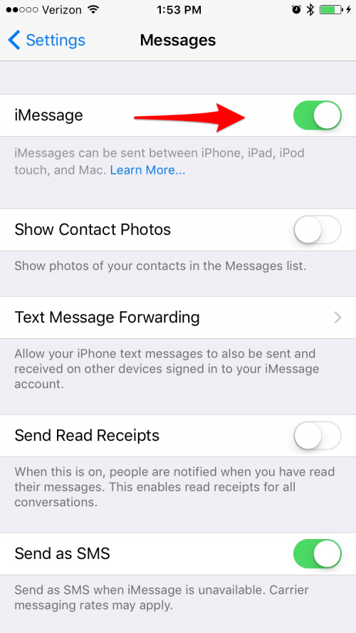 how to connect iphone messages to mac how to enable imessage on iphone and mac imessage 6414