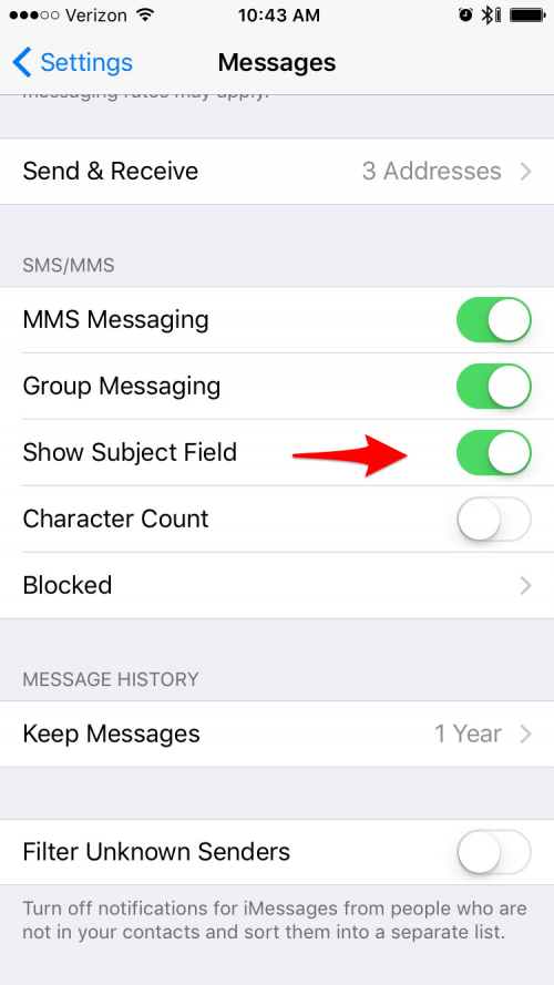 how to add photo to iphone message