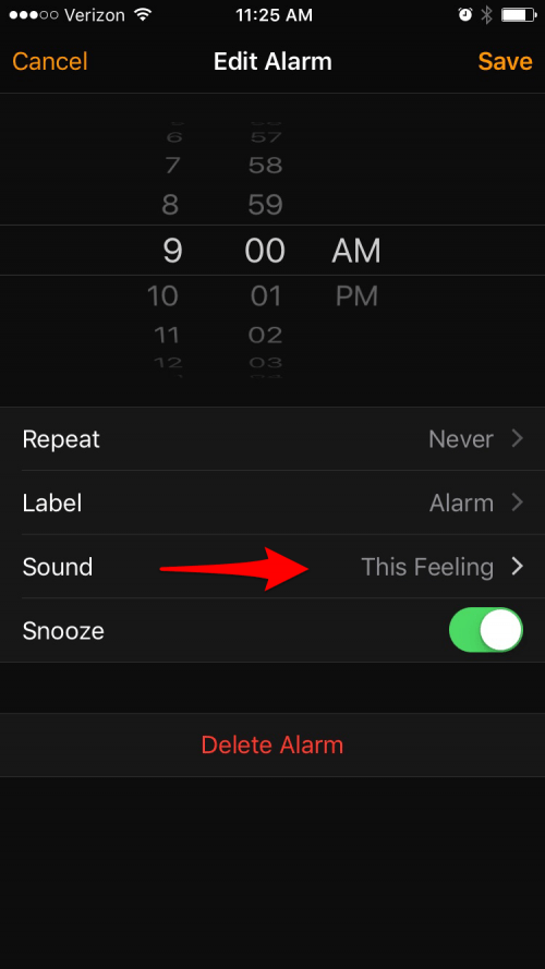 How to Make Sure You Don't Sleep Through Your iPhone Alarm