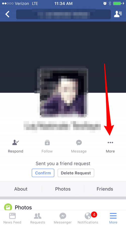 How to Block People on Facebook Who Aren't Your Friends