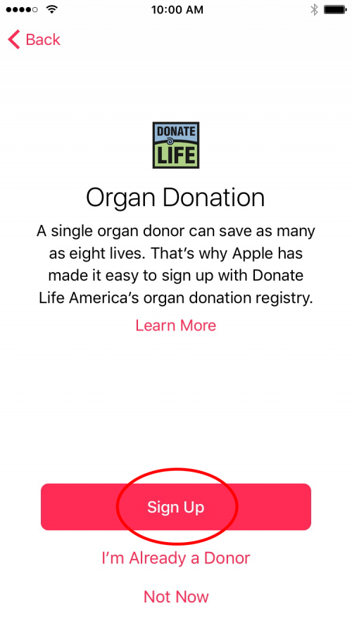 How Do We Make Sure We Will Continue To >> How to Register as an Organ Donor in the Health App | iPhoneLife.com
