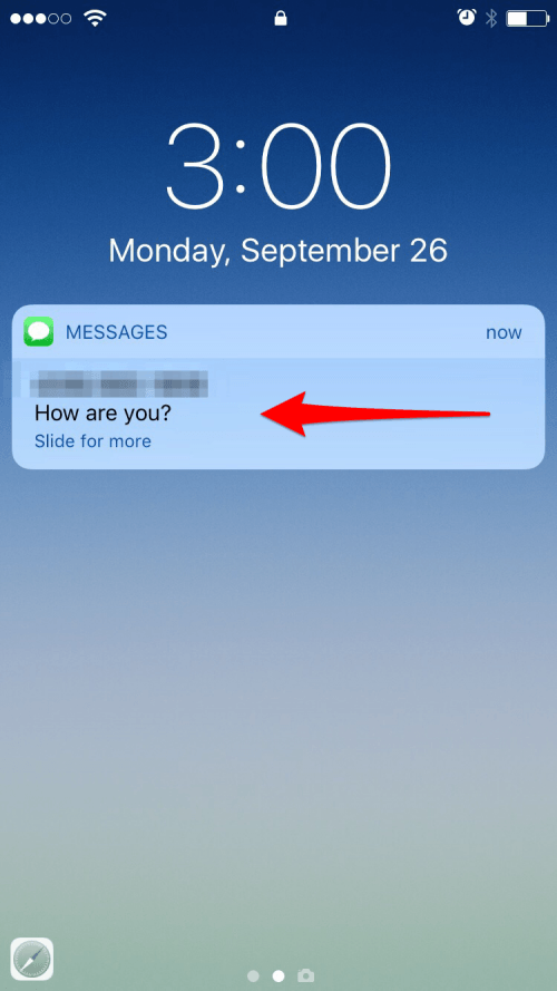 How to Reply to & Dismiss Notifications in iOS 11 on iPhone