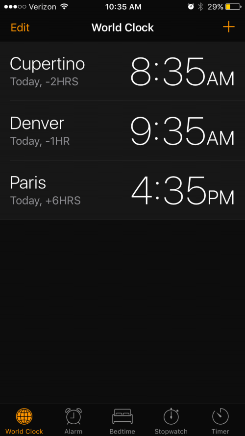 How to Add a Location to World Clock on iPhone | iPhoneLife com