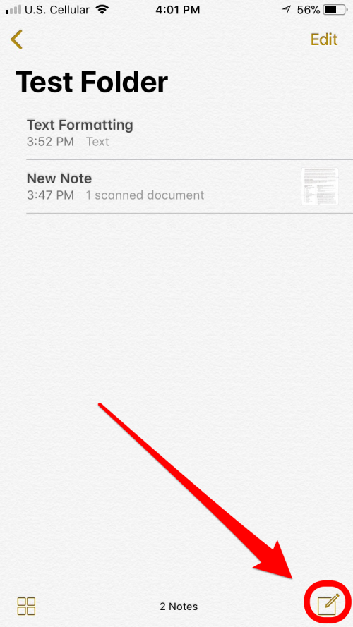 iOS Notes Guide: How to Use the Notes App for iPad