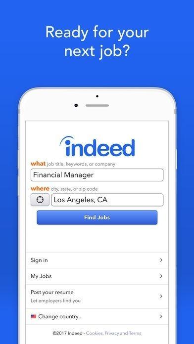 best 5 job search apps