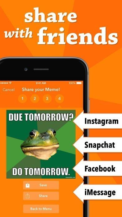 How to Make Funny Memes + Best Meme Maker Apps for iPhone
