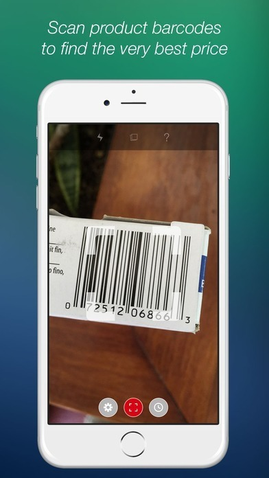 How to use your iphone as a qr scanner best free qr code reader create and share digital business cards with this free app reheart Images