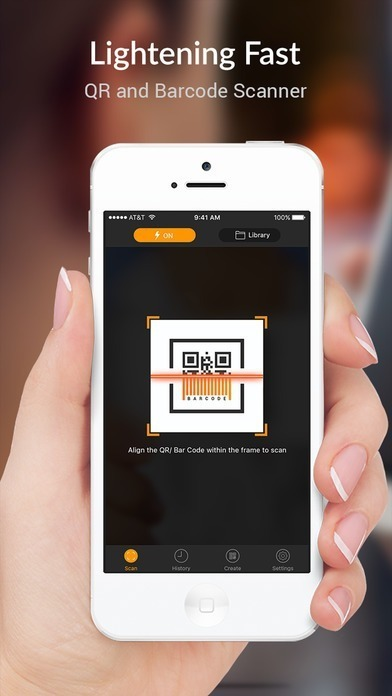 iphone qr reader best