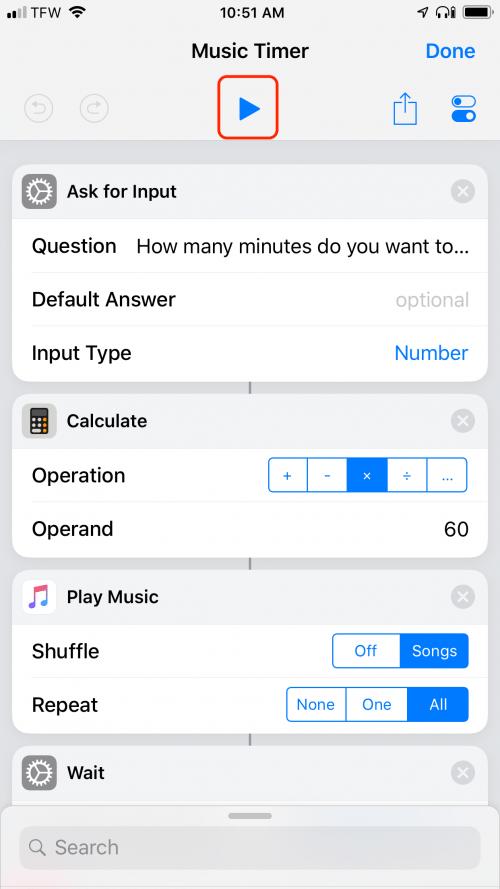 Shortcuts App Intro: Selecting, Editing & Creating Basic