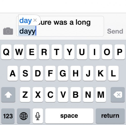 how to stop autocorrect on iPhone