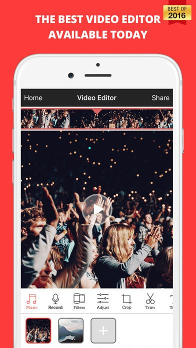 5 Best Free Video Editing Apps for iPhone iOS 12/11