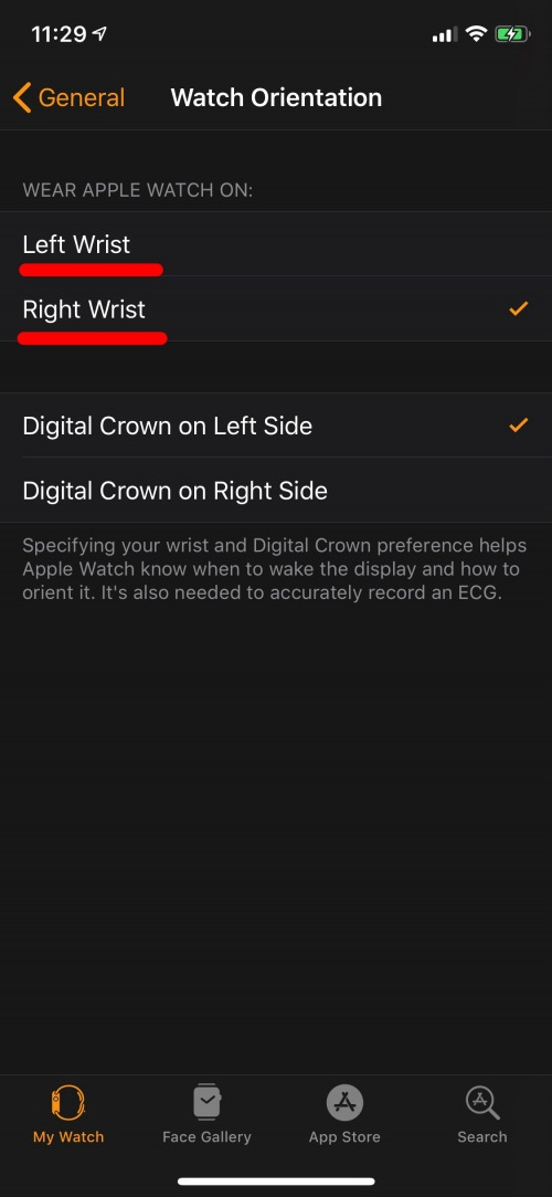 How to Flip Your Apple Watch Orientation | iPhoneLife com