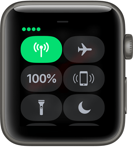 apple watch wifi