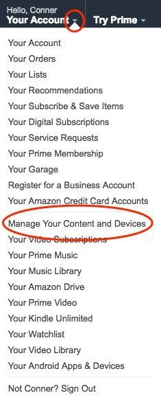 How to Share Kindle Books with Your Friends and Family When