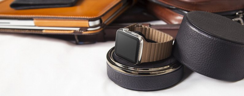 best authentic ea00e 618f3 Review: Leather Apple Watch Case by Sena Is Perfect for Traveling ...