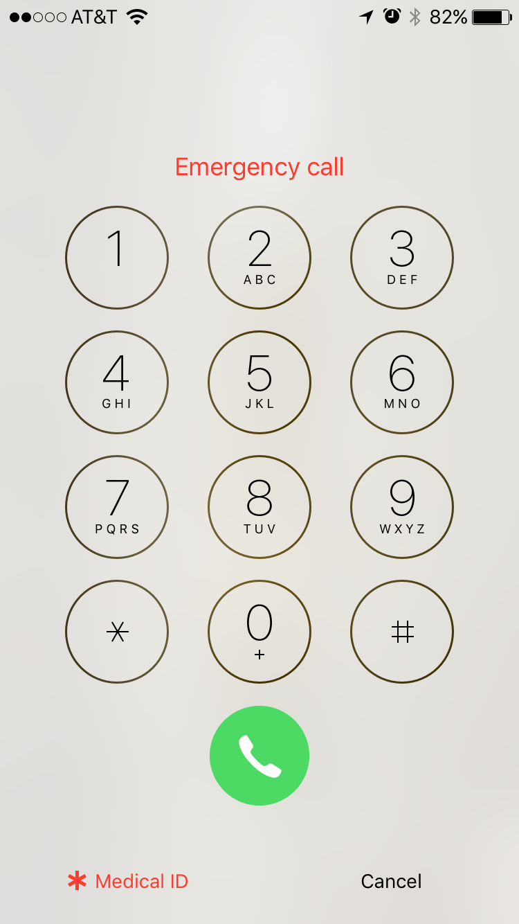 Tip Of The Day How To Call 911 On A Locked Iphone Iphonelife