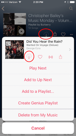 How to Add a Song to Your iCloud Music Library | iPhoneLife com