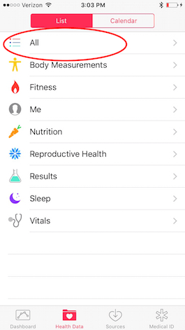 How to Export Data from the Health App | iPhoneLife com