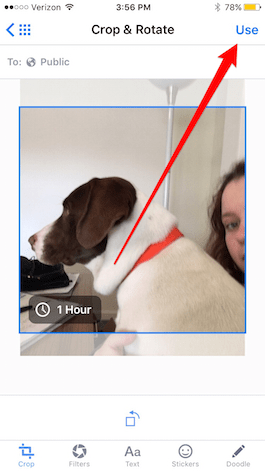 How to Set a Temporary Profile Picture on Facebook ...