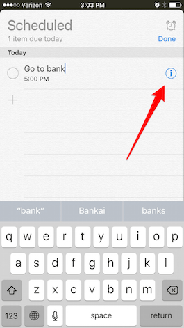How to Set a Priority Reminder on Your iPhone