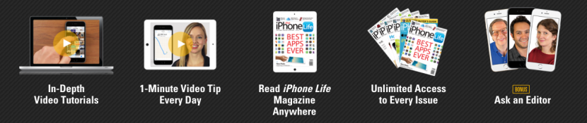 iphone life insider subscription benefits