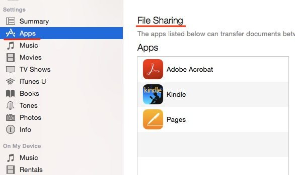 How to airdrop photos other files from iphone to mac or under the file sharing section you should see a list of apps on your iphone that support file sharing select the app that contains the file you want to ccuart Image collections