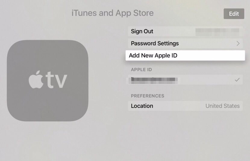 How to Set Up Separate Accounts on Your Apple TV