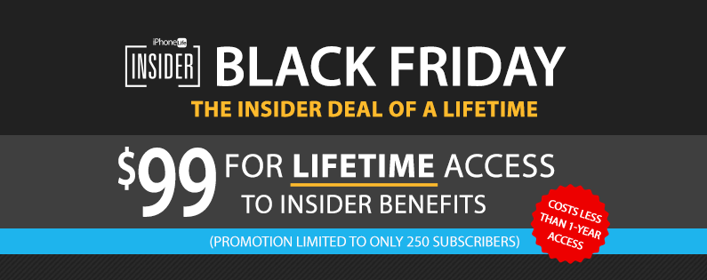 Black Friday Deals at iPhoneLife; $99 Lifetime Subscription