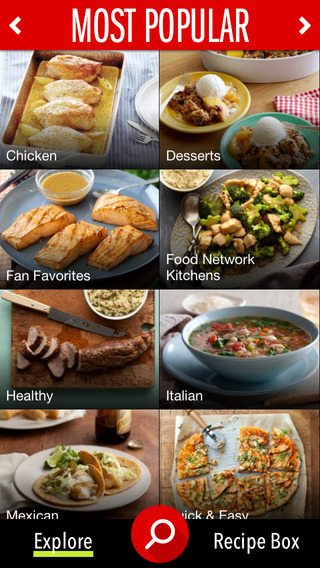 5 best free cooking apps iphonelife if youre a food network junkie this is the cooking app for you search recipes by popular tv chefs cook with your favorites and learn how tos from the forumfinder Choice Image