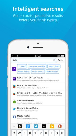 Firefox iPad and iPhone App Now Available | iPhoneLife com