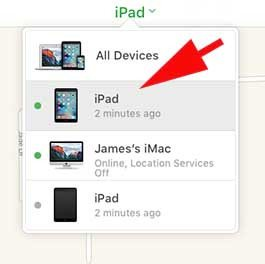 how to use find my ipad without icloud