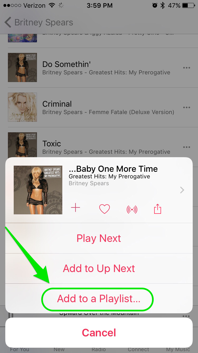 How to Create Playlists in Apple Music