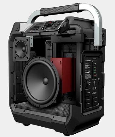 Monster's Rockin' Roller 2 Outdoor/Indoor Rugged Bluetooth Speaker [Review]