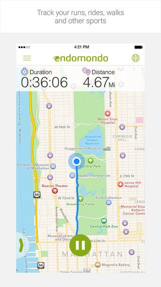 Top Free Running Apps For Beginners IPhoneLifecom - Map run distance free