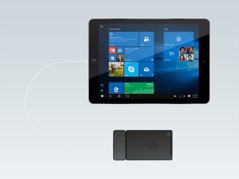 This Mobile PC Lets You Use Your iPad as a Monitor   iPhoneLife com