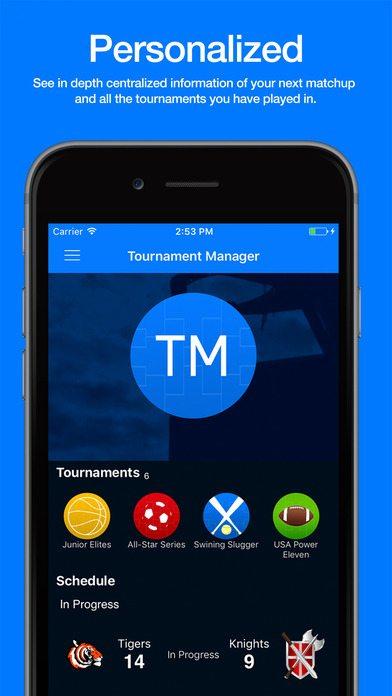 Tournament Mgr