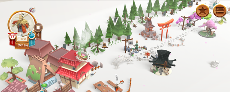 Review: Tokaido for iOS Board Game Conversion